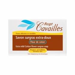 ROGE CAVAILLES SAVON SURGRAS FLEUR DE COTON 150G