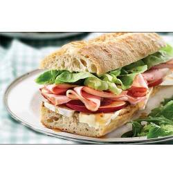 Sandwichs jambo fromage