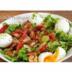 Salade rustique
