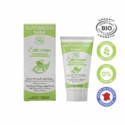ALPHANOVA Cold cream bébé Bio - 50 ml