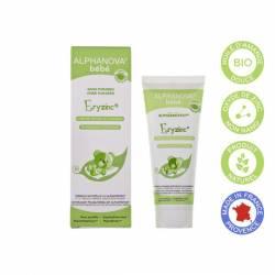 ALPHANOVA Eryzinc crème pour le change naturelle amande douce - tube 75 g