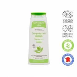 ALPHANOVA Shampoing très doux bébé Bio - 200 ml