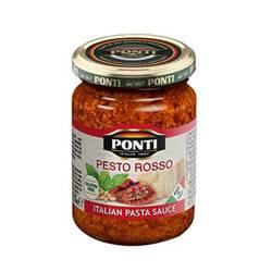 SAUCE PESTO ROSSO