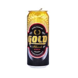 GOLD BLONDE CANETTE 50CL