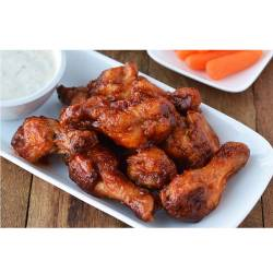 CHIKEN WINGS BARBECUE
