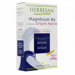 HERBESAN MAGNESIUM D\'ORIGINE MARINE-B6 AMPOULES 20 X 15ML