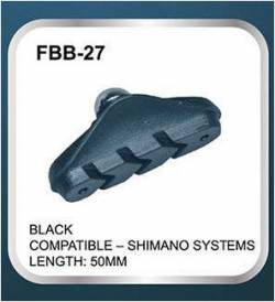 PORTE PATIN RESPONSE FBB-27 INTEGRAL ROAD FOR SHIMANO & OTHER SYSTEM