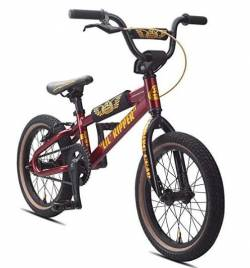 "VELO SE RACING BMX1 LIL RIPPER 16"" RED"