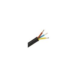 CABLE ELECTRIQUE SOUPLE INDUSTRIEL 4G 4 MM²