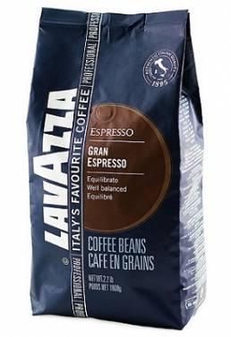 Espresso Coffee Beans (sachet de 1Kg)