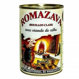 Romazava avec viandes bte 400g