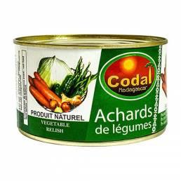 Achards de légumes bte 125g