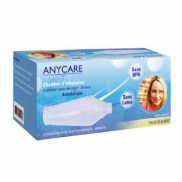 ANYCARE CHAMBRE D\\\\\\\\\\\\\\\'INHALATION + 6 ANS