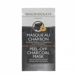 INNOVATOUCH MASQUE PEEL-OFF CHARBON 10ML
