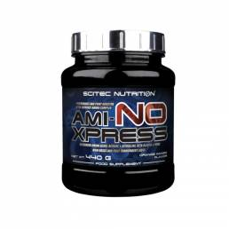 SCITEC AMI-NO XPRESS 440G ICE TEA PECHE