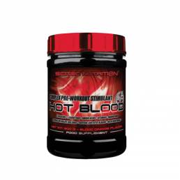 SCITEC HOT BLOOD 3.0 300G ORANGE