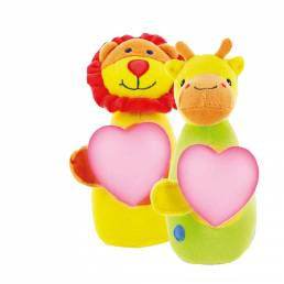 Veilleuse Hochet Lion