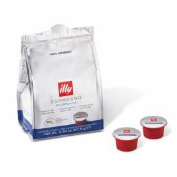 Illy LUNGO CAPSULE CAFÉ (sachet de 15 capsules)