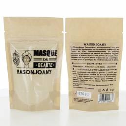 Masque de beaute poudre de Masonjoany 25 g