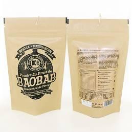 Poudre de fruit Baobab 100 g
