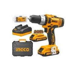 Lithium-Ion cordless drill