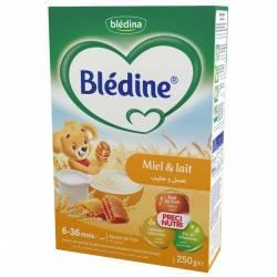 BLEDINE LACTEE MIEL B/250G
