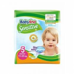BABY LINO COUCHE N5 11-25KG P/18