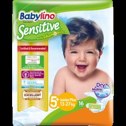 BABY LINO COUCHE N5+ 13-27KG P/16