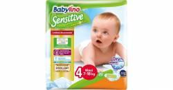 BABY LINO COUCHE SENSITIVE N4 7-18KG P/20
