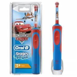 BRAUN ORAL B BAD ELEC ENF 3+ GARCON CARS