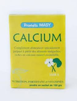 CALCIUM MASY