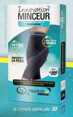 CELLUFLEX 3D CORSAIRE MINCEUR VENTRE PLAT FEMME