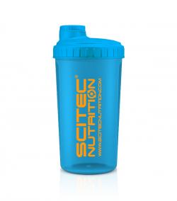 SCITEC Shaker bleu