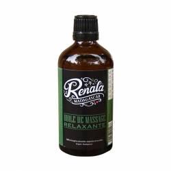 Huile de Massage Relaxante verre teinté 100 ml