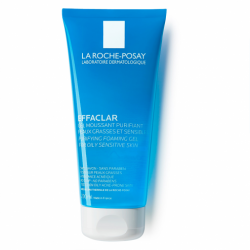 LRP EFFACLAR GEL MOUSSANT PURIF TBE 200ML