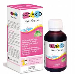 PEDIAKID NEZ GORGE SP MIEL CIT ENF FL/125ML