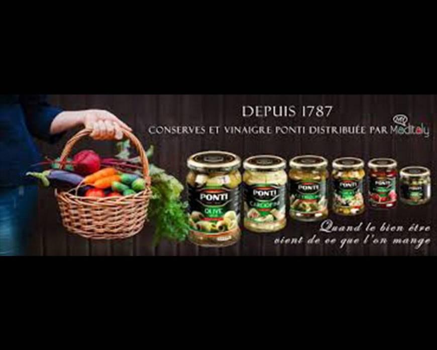 Conserves des Légumes